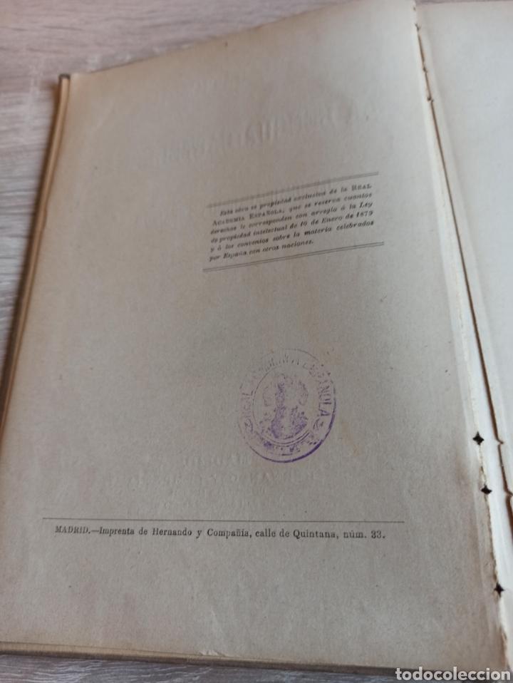 Libros antiguos: Academia Española Gramática de la Lengua Castellana Nueva Edición 1900 - Foto 4 - 244722780