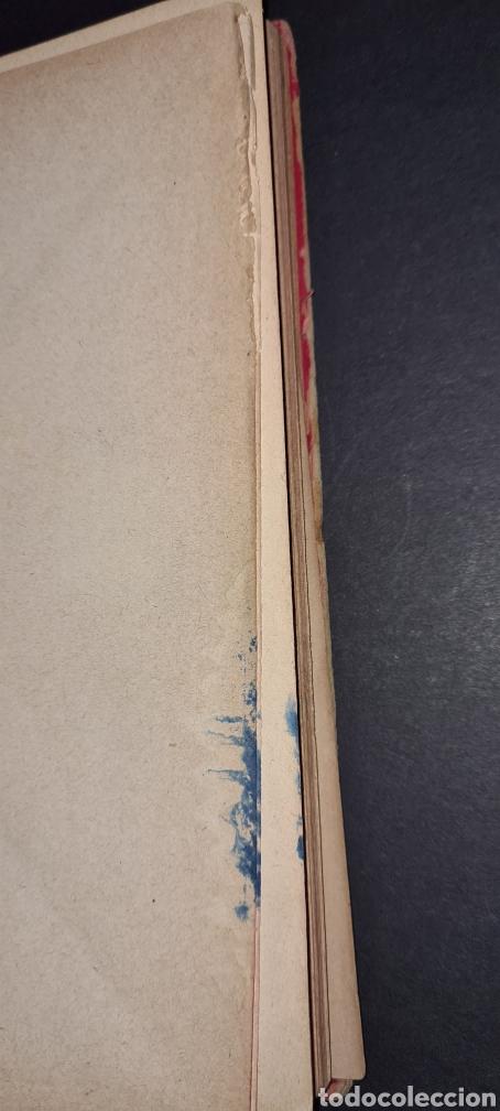 Libros antiguos: Curso superior lengua francesa. De Alphonse Perrier. 1922. Con sello del Colegio del I. Corazon .. - Foto 4 - 247288315