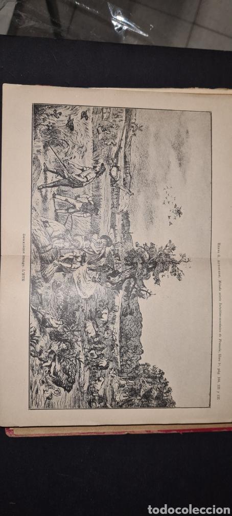 Libros antiguos: Curso superior lengua francesa. De Alphonse Perrier. 1922. Con sello del Colegio del I. Corazon .. - Foto 7 - 247288315