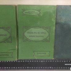 Libros antiguos: GRAMÁTICA ITALIANA OLLENDORF 1911 EDUARDO BENOT. Lote 254094215