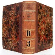 Libri antichi: 1858 - ANTIGUA GRAMÁTICA INGLESA - MÉTODO DE INGLÉS - LIBRO ANTIGUO, SIGLO XIX - IMPRESO EN CÁDIZ. Lote 254165120