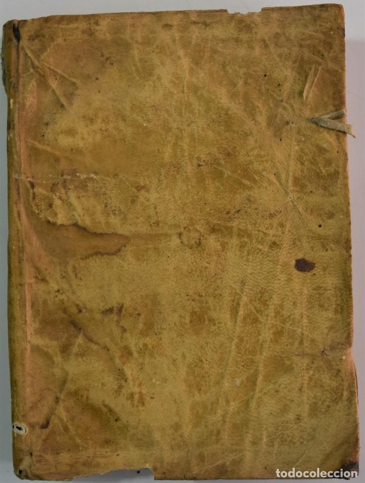 DICCIONARIO GENERAL DE LAS DOS LENGUAS ESPAÑOLA Y FRANCESA 1ª PARTE - GONZÁLEZ DE MENDOZA AÑO 1761 (Libros Antiguos, Raros y Curiosos - Cursos de Idiomas)