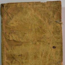 Libros antiguos: DICCIONARIO GENERAL DE LAS DOS LENGUAS ESPAÑOLA Y FRANCESA 1ª PARTE - GONZÁLEZ DE MENDOZA AÑO 1761. Lote 254615250