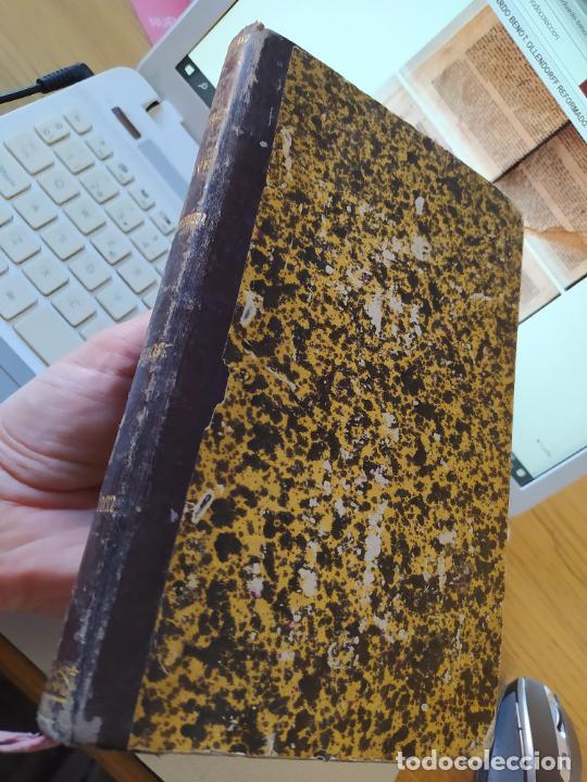 Libros antiguos: Gramática inglesa y método para aprenderla, Benot, ed. Gregorio Hernando, 1878 - Foto 3 - 259303960