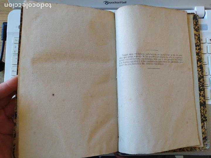 Libros antiguos: Gramática inglesa y método para aprenderla, Benot, ed. Gregorio Hernando, 1878 - Foto 15 - 259303960