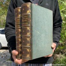 Libros antiguos: AÑO 1865 - ROYAL DICTIONARY ENGLISH AND FRENCH AND FRENCH AND ENGLISH. Lote 259786495