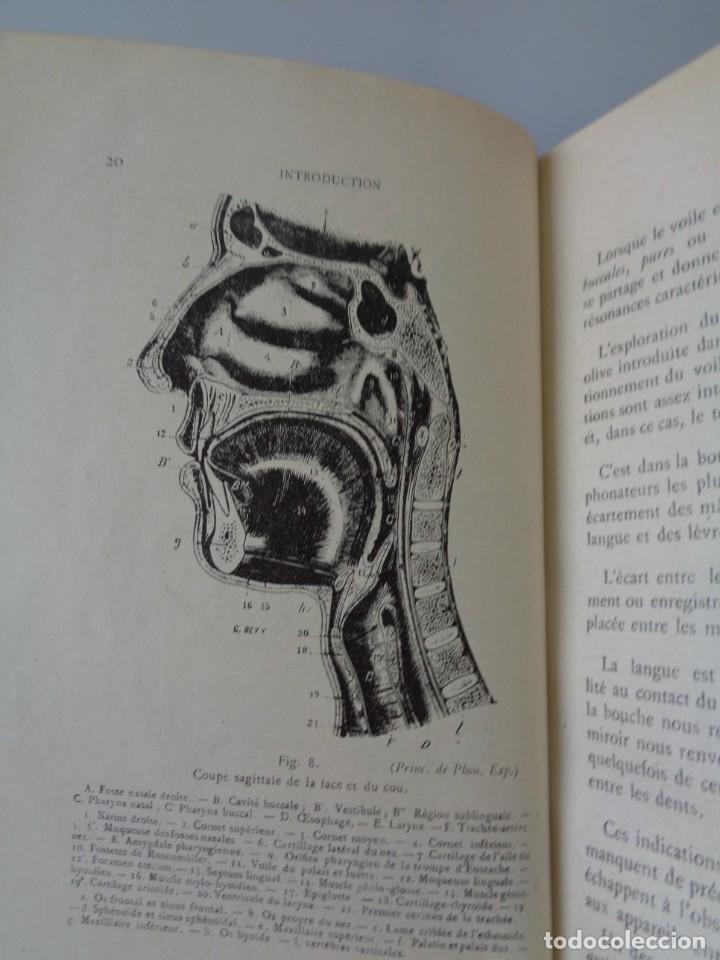 Libros antiguos: ¡¡ PRECIS DE PRONONCIATION FRANCAISE. AÑO 1927. !! - Foto 6 - 273424558