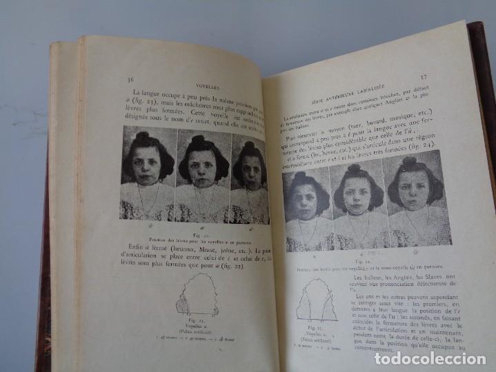 Libros antiguos: ¡¡ PRECIS DE PRONONCIATION FRANCAISE. AÑO 1927. !! - Foto 8 - 273424558