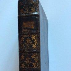 Libros antiguos: GRAMMATICA FRANCESA O ARTE PARA APRENDER EL FRANCÉS POR MEYO DE LA LENGUA PORTUGUESA, 1756, MUY RARO. Lote 275647578