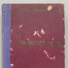 Libros antiguos: 1919.- GRAMATICA LATINA. MALUMBRES. Lote 275695438