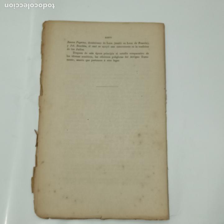 Libros antiguos: GRAMATICA HEBREA CUESO TEORICO-PRACTICO BRAUN J.J. Editorial: LIBRERIA DE A. DURAN, 1867 - Foto 3 - 275789803