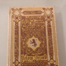 Libros antiguos: LIBRO LECCIONES DE ARABE MARROQUÍ POR PELAYO VIZUETE, ANTIGUO. Lote 276999388