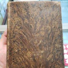 Libros antiguos: 7369 - CURSO TEÓRICO Y PRÁCTICO DE LENGUA FRANCESA. VV. AA. LIB. EX. VERDAGUER. 1864.. Lote 278408663
