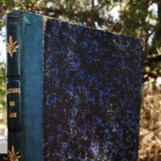 Libros antiguos: MÉTODO DE AHN. SEGUNDO CURSO DE FRANCÉS. 1899 BAIKKY BAILIERE IN 8 HOLANDESA PIEL 185 PP. 2 H PUBLIC. Lote 278572033