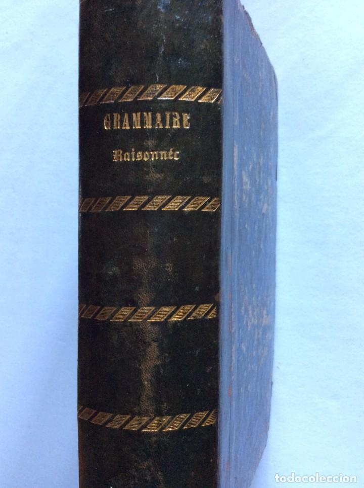 Libros antiguos: GRAMMAIRE LATINE, TRAITE DES LETTRES, DE LORTHOGRAPHE ET DE LACCENTUATION, 1842. RARO - Foto 2 - 285368418