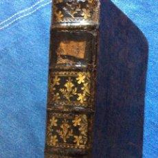 Libros antiguos: GRAMMATICA FRANCESA O ARTE PARA APRENDER EL FRANCÉS POR MEYO DE LA LENGUA PORTUGUESA, 1756, MUY RARO. Lote 285606768