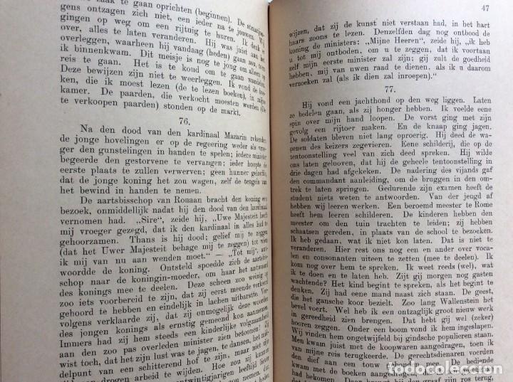 Libros antiguos: Schlüssel zür Niederländischen konversations-grammatik,von T.G.G. Valette, 1891. - Foto 6 - 286875818