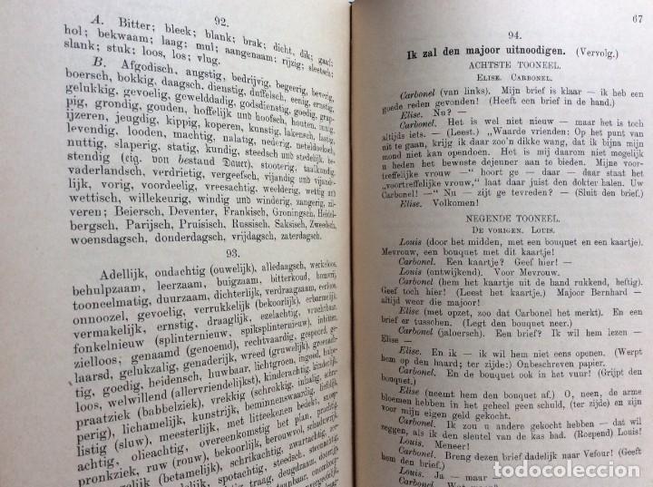 Libros antiguos: Schlüssel zür Niederländischen konversations-grammatik,von T.G.G. Valette, 1891. - Foto 7 - 286875818