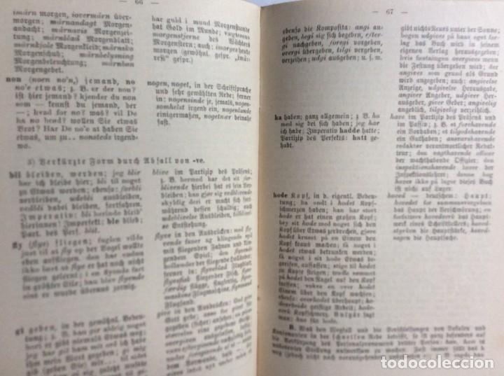 Libros antiguos: Libro de texto del idioma noruego para autoinstrucción. Por J.C. Poestion, cerca de 191? - Foto 9 - 286881623
