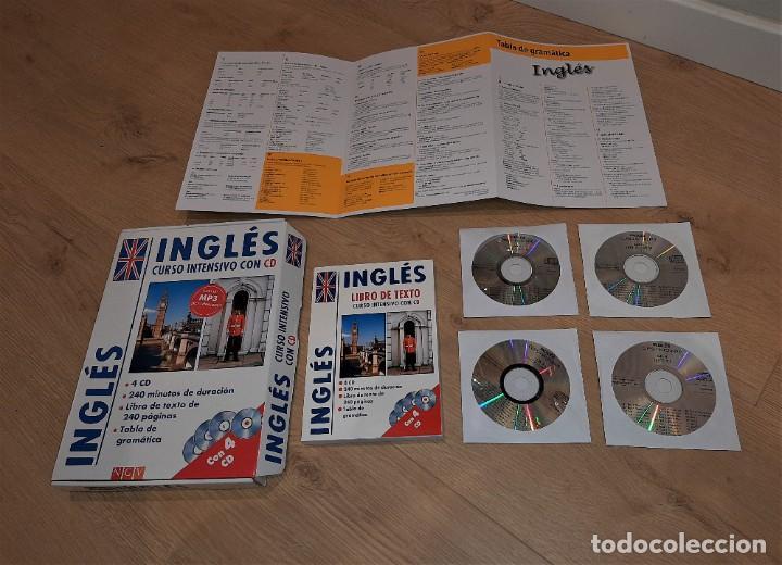 Libros antiguos: Pack Curso Intensivo de Francés (LIBRO+CD+MP3) - Foto 3 - 288093393