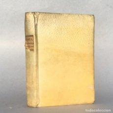 Libros antiguos: AÑO 1829 - CATALÁN - PERGAMINO - GRAMÁTICA CASTELLANA - CATALÁN Y CASTELLANO. Lote 289294798