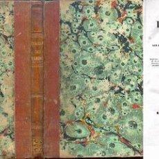 Libros antiguos: D'HUC; HYGIENE DES FEMMES, PARIS 1841. Lote 25424377