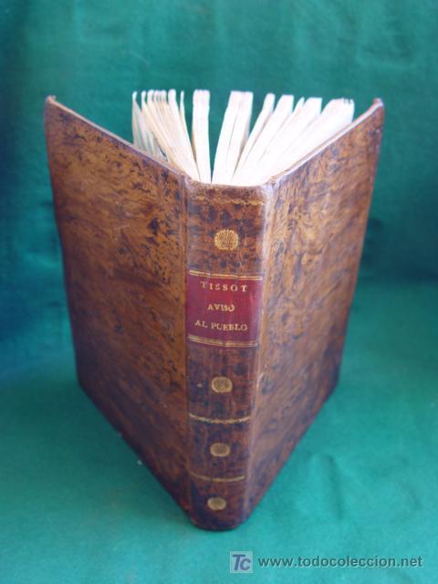 Libros antiguos: TRATADO DE ENFERMEDADES DE LAS GENTES DEL CAMPO POR MR. TISSOT - MADRID 1815 - MEDICINA. - Foto 3 - 27187779