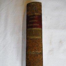Libros antiguos: NUEVOS ELEMENTOS DE MEDICINA OPERATIVA. M. VELPEAU. 1834. Lote 26660601