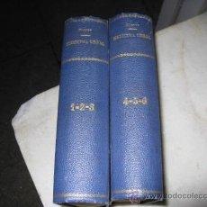 Libros antiguos: TRATADO PRACTICO DE MEDICINA LEGAL- J.L. CASPER - MADRID 1884 - DOS VOLS + INFO. Lote 17647019