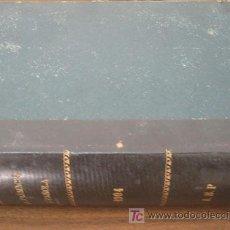 Libros antiguos: LA FARMACIA ESPAÑOLA. 1904. Lote 19134321