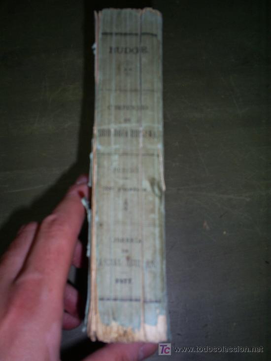 Libros antiguos: Compendio de Fisiología Humana BUDGE Librería de Pascual Aguilar 1877 RM44593 - Foto 2 - 22481192