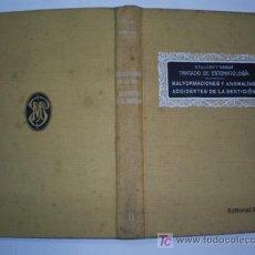 Libros antiguos: TRATADO DE ESTOMATOLOGÍA II FISIOLOGÍA Y BACTERIOLOGÍA GAILLARD Y NOGUÉ PUBUL 1936 RM44141. Lote 23349511