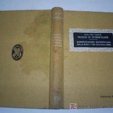 Libros antiguos: TRATADO DE ESTOMATOLOGÍA VIII ENFERMEDADES QUIRÚRGICAS DE LA BOCA Y DE LOS MAXILARES PUBUL RM44147. Lote 23349516