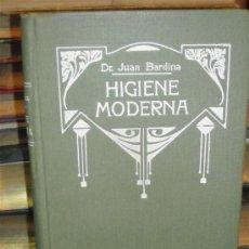 Libros antiguos: LA HIGIENE MODERNA . Lote 26737914