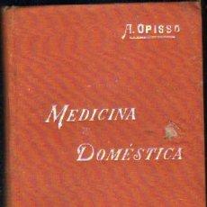Libros antiguos: MEDICINA DOMESTICA A-MEDI-085. Lote 23052312