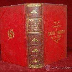 Libros antiguos: LIBRO TRATADO DE PATOLOGIA Y TERAPEUTICA DE LA SIFILIS. EDUARDO LONG. ED. ESPASA Y COMPAÑIA. BCN.. Lote 23672529