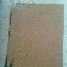 Libros antiguos: MANUAL PRACTICO DE PARTOS. Lote 27385286