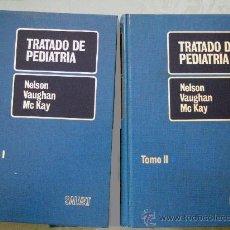Libros antiguos: TRATADO DE PEDIATRÍA DE NELSON, VAUGHAN Y MCKAY. Lote 24730911