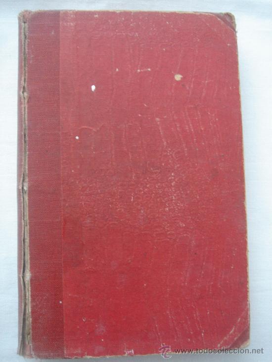 Libros antiguos: DETALLE DE LA ENCUADERNACIÓN - Foto 4 - 26421315