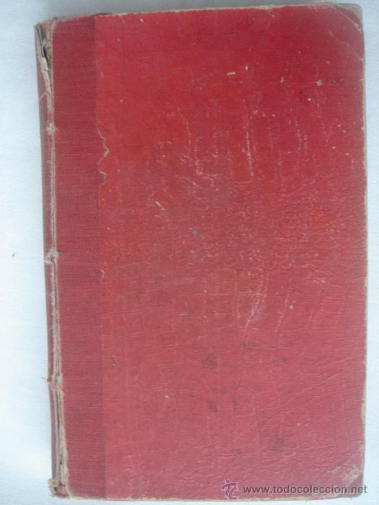 Libros antiguos: DETALLE DE LA ENCUADERNACIÓN - Foto 6 - 26421315