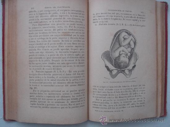 Libros antiguos: EJEMPLO.- PÁGINA 200 Y 201 - Foto 7 - 26421315