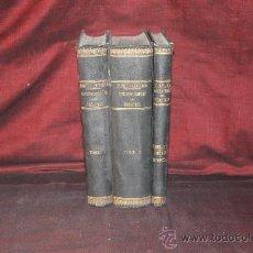Libros antiguos: 0803- TRATADO ENCICLOPEDICO DE PEDIATRIA. EDIT. F. SEIX. S/F. M. PFAUNDLER. A. SCHLOSSMANN. 3 VOL.. Lote 25405620