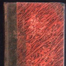 Libros antiguos: NUEVO TRATADO DE FARMACIA TEORICO Y PRACTICPO POR SOUBEIRAN - MADRID 1845. 2 TOMOS. Lote 26383654