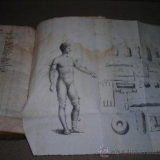Libros antiguos: (M-3.5) ELEMENTOS DEL ARTE DE LOS APOSITOS CON LA DESCRIPCION COMPLETA DE TODOS LOS VENDAGES 1837. Lote 27660556