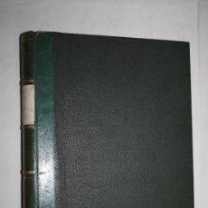 Libros antiguos: 1733- 'REVISTA ESPAÑOLA ELECTROLOGÍA Y RADIOLOGÍA' FASCÍCULOS: AÑO VI Nº66 Y AÑO VII Nº64/65/66/67. Lote 28611742