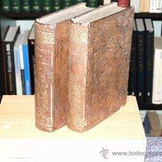 Libros antiguos: ELEMENTOS DE CIRUJÍA Y MEDICINA---2TOMOS--OBRA COMPLETA-AÑO 1846. Lote 29455060