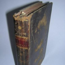 Libros antiguos: 1817 - PHARMACOPOEA HISPANA - EDITIO QUARTA. Lote 29636731