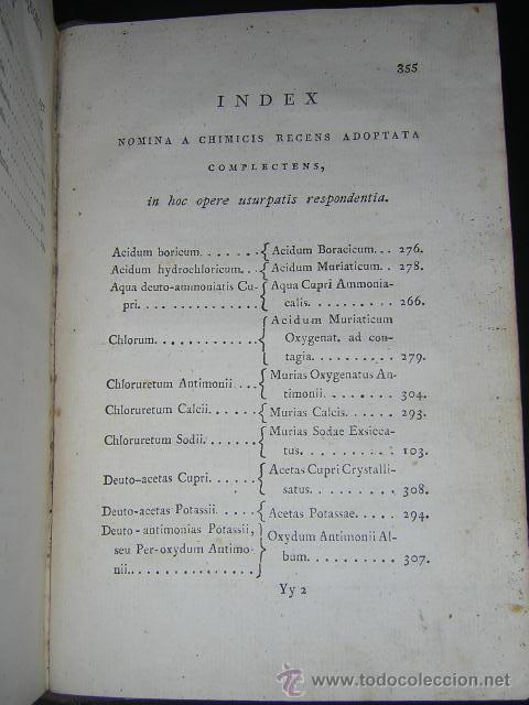 Libros antiguos: 1817 - PHARMACOPOEA HISPANA - EDITIO QUARTA - Foto 7 - 29636731