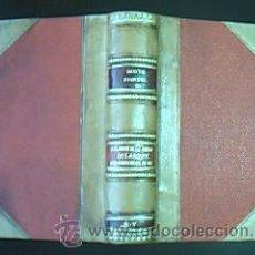 Libros antiguos: GUIDE PRATIQUE DES MALADIES DE LA GORGE...E.J.MOURE Y A. BRINDEL. PARIS. OCTAVE DOIN, EDITEUR. 1908. Lote 29953360
