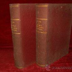 Libros antiguos: 2 TOMOS. TECNICA SANITARIA MUNICIPAL. MEDICINA. DR. FRANCISCO BECARES. 1935. . Lote 30009971
